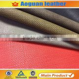 2016 new arrival rexine leather for shoe making material A6686