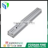 Business industrial aluminum extrusion profile aluminium led heatsink profile manufacturer
