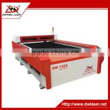 Professional CO2 1325 150w /300w metal and nonmetal laser cutting machine for advertisements/arts craft