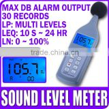 30~130 dB Decibel Mem Noise Sound Pressure Level Meter