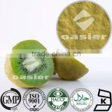 Natural Dried Kiwi Extract Powder 10%Polyphenol 0.5%Enzyme Actindin UV