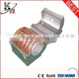 air cooler and heater with copper fins