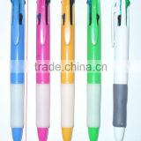 chinese promotional multicolor ink ball pen