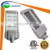 6000K super bright 9000lm ETL cETL listed cobra head led streetlight 100w with 5 year warranty