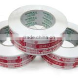 opp packing tape/adhesive tape/clear tape LOGO SGS Rosh
