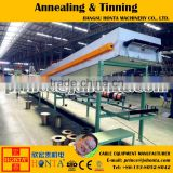 40-wire (40-head) annealing and tinning line, continuous annealing tin-plating machine, tin-coating line
