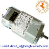 High torque DC Motor for Rotary Tool, Power Brush and Hair Clipper