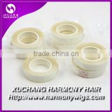 Hight Quality 1pc Adhesive Tape 1cmX3m double sided adhesive tap hair glue/adhesive remover for tape hair extensions/skin weft