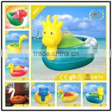 Non-inflatabl High quality PVC material motorized bumper boat with most competitive price