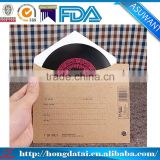 wholesale biodegradable envelope Kraft paper bag packaging for CDs                                                                                                         Supplier's Choice