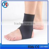 waterproof foot compression sports ankle brace support pad black by alibaba express canada
