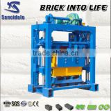 M7MI hydraform block making machine price,manual compressed earth block machine,interlocking brick block machine in kenya