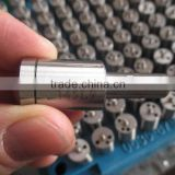 China manufacture OEM hIgh quality diesel fuel injector nozzle, aoto lathe parts for auto engine pass