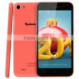 Twinovo T209 8GB Pink, 5.0 inch 3G Android 4.2 Smart Phone, MTK6592, 8 Core 1.7GHz, RAM: 1GB, Dual SIM
