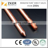 Copper Bonded Steel Earth Rod Producer
