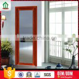 Reasonable Price Environmental New Pattern Bedroom Doors Design Aluminium Frosted Glass Door