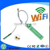 WIFI 2.4G 3dbi PCB Antenna IPX IPEX WLAN Laptop Bluetooth Zigbee Wireless Module