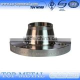 stainless steel backing flange bushing