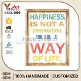 Cheapest Price Customized Logo Art Minds Wood Crafts Wholesale Wooden Signs