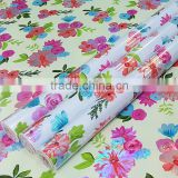 China wrap flower print gift wrapping paper rainbow film lamination art paper factory                                                                         Quality Choice