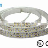 Underwater LED strip encapsulated with silicon DC12V Warm White smd 3528 240led LED strip light