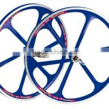 Bicycle Wheel Rim UNIWHEEL (Front for Disk Brake and Rear Freewheel for Disk Brake)
