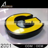 Customize Design Top-Grade Raw Material Acrylic Led Channel Letter Both Indoor And Outdoor
