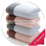 new design bamboo face towel in promotion