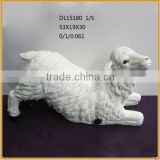 large garden fiberglass sheep statues ornaments