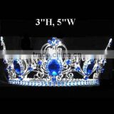 beauty round pageant crowns
