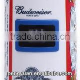 budweiser beer can speaker can mini speaker with display screen for gifts