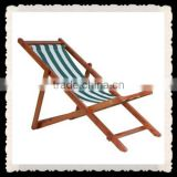 Camping,outdoor Wooden wholesale deck chair