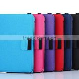 Factory Wholesales Tablet Case For Samsung A 8.0 T350 And A 9.7 T550,PU Leather 360 Degree Rolating Stand Case Cover