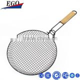 wooden hand round professional bbq grill set                                                                                                         Supplier's Choice