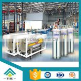 China 410L Liquid Oxygen/Nitrogen Cryogenic Cylinder