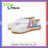 Chinese traditional white rubber Kungfu Feiyue Shoes                                                                         Quality Choice