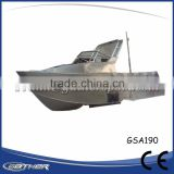 Made In China High Precision Alibaba Suppliers Aluminum Row Boat