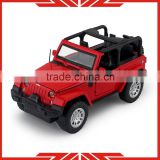 1/32 scale diecast car toy mini jeep for kids