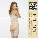 New arrival high quality full body sexy shapewear thigh length shaper butt lifter with straps 5101-H                                                                         Quality Choice