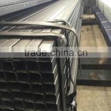 Rectangular Pipe / hollow section galvanized steel pipe / black annealing for construction