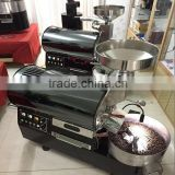 Stainless steel easy use Automatic high quality coffee bean roaster