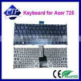 Brand new laptop keyboard for acer s3 s3-951 s5-391 v5-171 725 AO725 756 AO756 Russian black layout