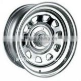 Factory Hot Sale Off-Road 4x4 Steel Wheels Rims for Jeep