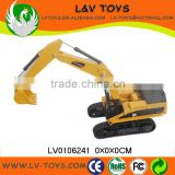 1:50 concrete pump truck model toys