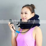 Medical soft inflatable cervical neck collar,air cervical traction device