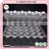hot sale plastic chicken egg tray packaging, wholesale bulk egg cartons for sale