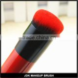 Bold Beauty buffer powder bronzer bb Cream Brush with hot pink handle