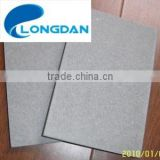Fire-proof Simple Easy Installation Waterproof Fibre Cement Ceiling Board with 4*603*603mm