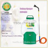 20L Agriculture battery powered sprayer, knapsack electric sprayer, greenhouse sprayer KXF-20D