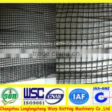 mayer circular knottless sports netting/portable badminton/ball net